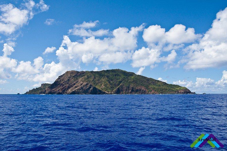 Остров Питкэрн в деталях